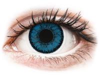 Alensa.co.uk - Contact lenses - Blue Topaz contact lenses - SofLens Natural Colors