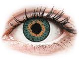 Alensa.co.uk - Contact lenses - Blue Aqua contact lenses - Expressions Colors - Power
