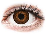 Alensa.co.uk - Contact lenses - Brown contact lenses - Expressions Colors