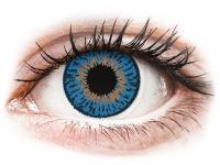 Alensa.co.uk - Contact lenses - Dark Blue contact lenses - Expressions Colors
