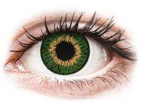 Alensa.co.uk - Contact lenses - Green contact lenses - Expressions Colors