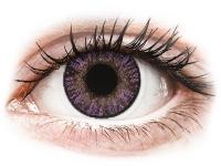 Alensa.co.uk - Contact lenses - Purple Amethyst contact lenses - FreshLook ColorBlends