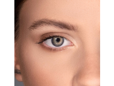 Grey contact lenses - FreshLook ColorBlends (2 monthly coloured lenses)