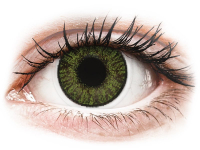 Alensa.co.uk - Contact lenses - Green contact lenses - FreshLook ColorBlends - Power