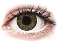 Alensa.co.uk - Contact lenses - Pure Hazel contact lenses - FreshLook ColorBlends - Power