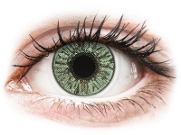 Alensa.co.uk - Contact lenses - Green contact lenses - FreshLook Colors - Power