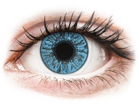 Alensa.co.uk - Contact lenses - Sapphire Blue contact lenses - FreshLook Colors - Power