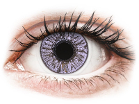 Alensa.co.uk - Contact lenses - Violet contact lenses - FreshLook Colors - Power