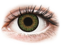 Alensa.co.uk - Contact lenses - Green contact lenses - FreshLook One Day Color - Power
