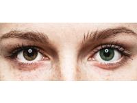 Carribean Aqua contact lenses - FreshLook Dimensions - Power (6 monthly coloured lenses)