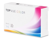 Brown Honey contact lenses - TopVue Color (2 monthly coloured lenses)