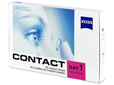 Carl Zeiss Contact Day 1 (30 lenses)