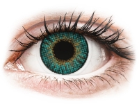 Alensa.co.uk - Contact lenses - Air Optix Colors - Turquoise - plano