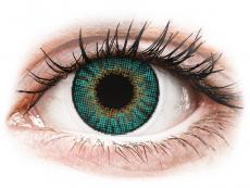 Air Optix Colors - Turquoise - power (2lenses)