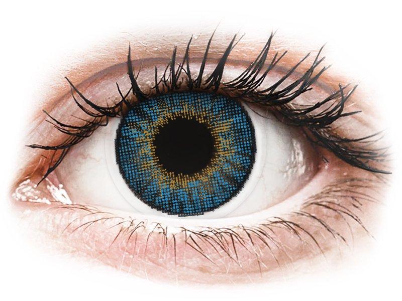 Air Optix Colors - True Sapphire - plano (2 lenses)