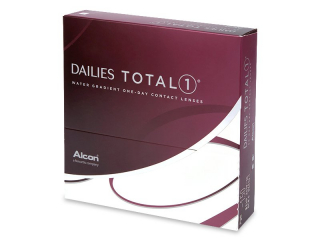 Dailies TOTAL1 Contact Lenses (90 lenses) - Alcon
