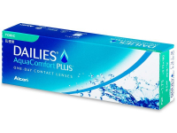 Alensa.co.uk - Contact lenses - Dailies AquaComfort Plus Toric