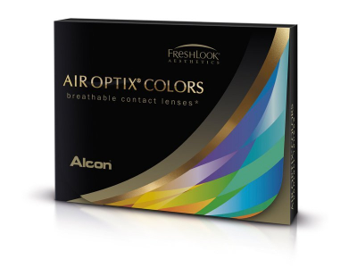 Air Optix Colors - with power (2 lenses)