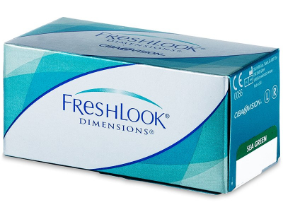 FreshLook Dimensions - power (6 lenses)