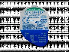 Air Optix plus HydraGlyde for Astigmatism (3 lenses)