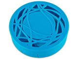 Alensa.co.uk - Contact lenses - Lens Case with mirror - blue ornament