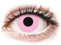 Alensa.co.uk - Contact lenses - ColourVUE Crazy Lens - Barbie Pink - plano