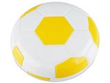 Alensa.co.uk - Contact lenses - Lens Case with mirror Football - yellow