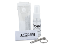 Alensa.co.uk - Contact lenses - Laim Care Cleaning Set for Eyeglasses