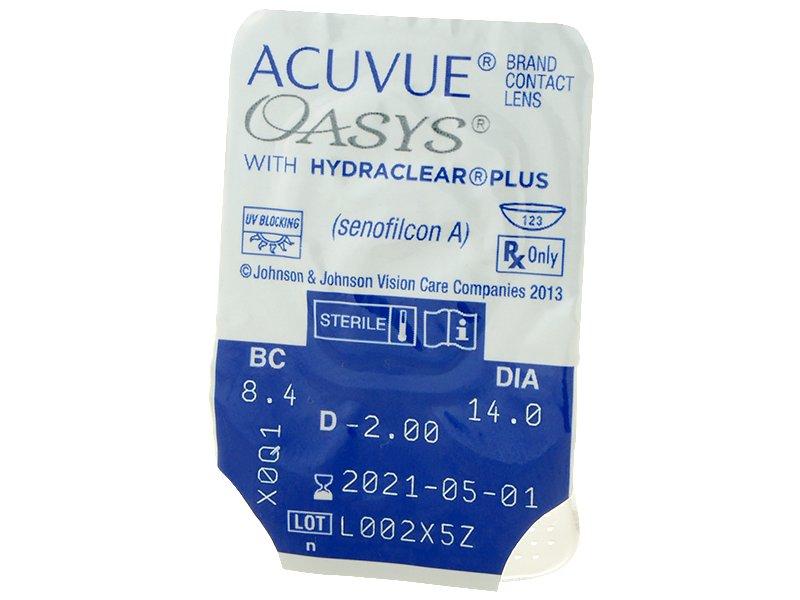 Acuvue Oasys (24lenses)