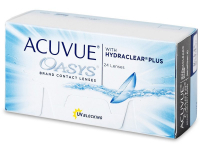 Alensa.co.uk - Contact lenses - Acuvue Oasys