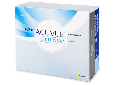 1 Day Acuvue TruEye (180 lenses)