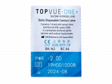 TopVue One+ (30 lenses)