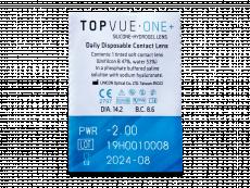 TopVue One+ (90 lenses)