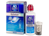 Alensa.co.uk - Contact lenses - AO SEPT PLUS HydraGlyde Solution 90 ml