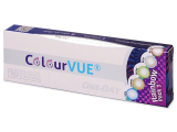 Alensa.co.uk - Contact lenses - ColourVue One Day TruBlends Rainbow