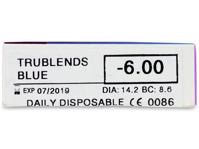 ColourVue One Day TruBlends - power (10 lenses)