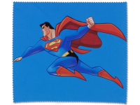 Alensa.co.uk - Contact lenses - Glasses cleaning cloth - Superman