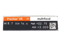 Proclear Multifocal XR (6 lenses)