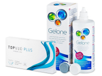 Alensa.co.uk - Contact lenses - TopVue Monthly Plus (6 lenses)