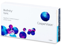 Alensa.co.uk - Contact lenses - Biofinity Toric