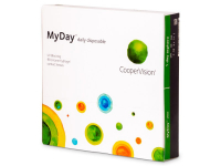 Alensa.co.uk - Contact lenses - MyDay daily disposable