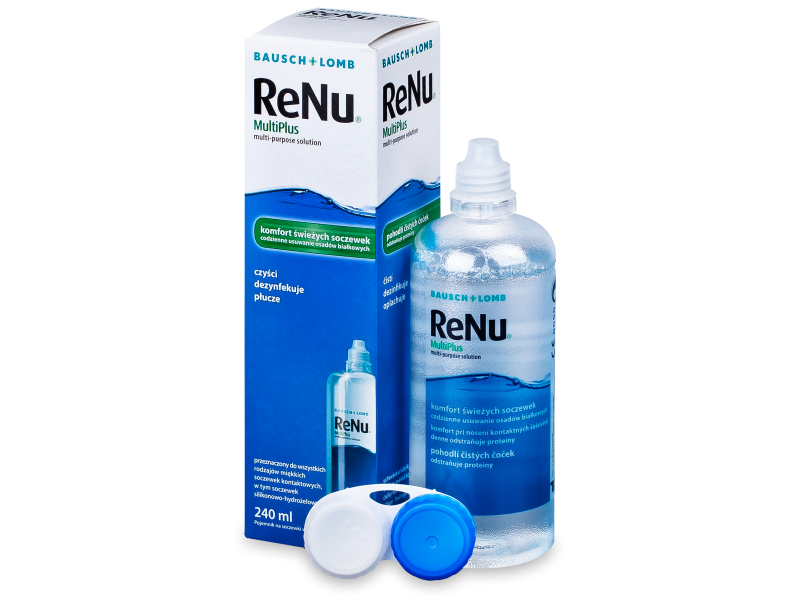 ReNu MultiPlus solution 240 ml