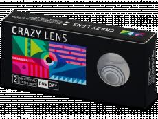 CRAZY LENS - Rinnegan - power (2 daily coloured lenses)