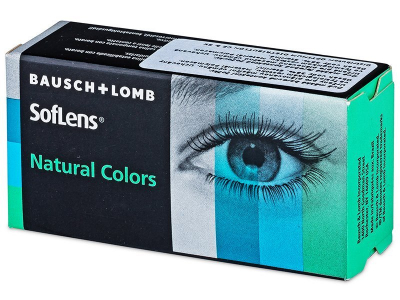 SofLens Natural Colors - power (2 lenses)