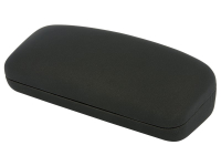 Alensa.co.uk - Contact lenses - Hard case for glasses in black