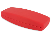 Alensa.co.uk - Contact lenses - Hard case for glasses in red