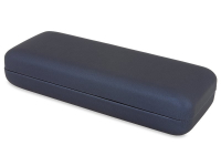 Alensa.co.uk - Contact lenses - Hard case for glasses in blue