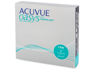 Acuvue Oasys 1-Day (90 lenses) - Johnson and Johnson