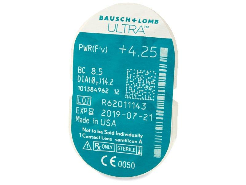 Bausch + Lomb ULTRA (6 lenses)