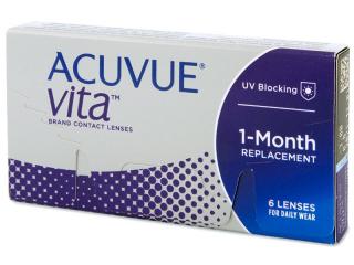 Acuvue Vita (6 lenses) - Johnson and Johnson